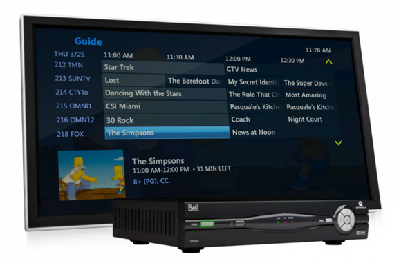 Bell Fibe TV launches in Toronto and Montréal - Digital Home