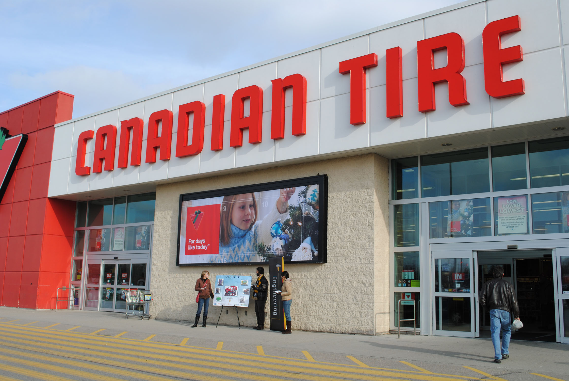 Canadian Tire Steps Up Digital Strategy