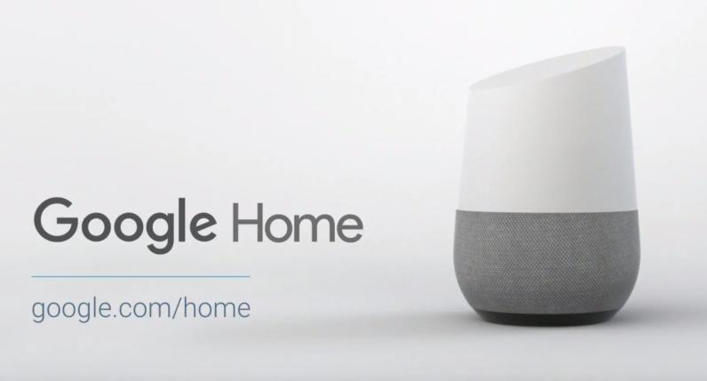 google assistant-google home