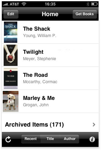 how to download free kindle books on iphone