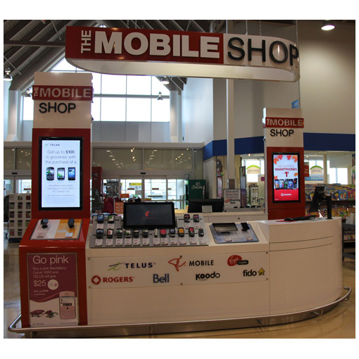 Shop cell phone plans canada small
