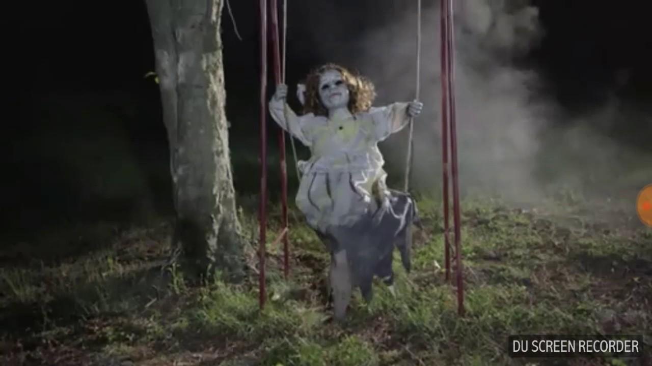 4 creepiest animatronic halloween decorations - digital home