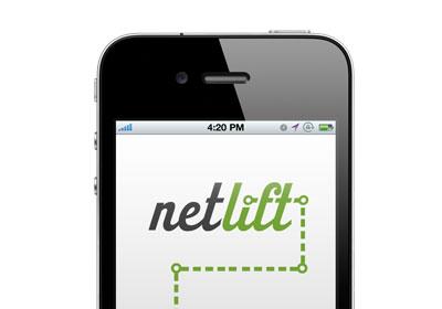 netlift carpooling app