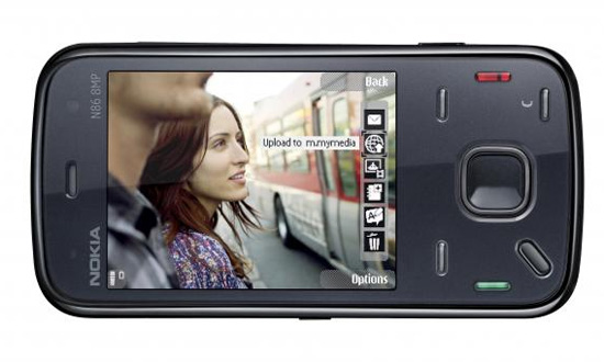 Nokia N86 8MP - $500