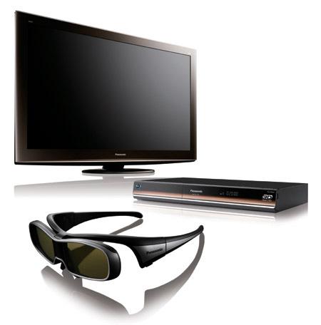 D Glasses For Panasonic Viera Plasma