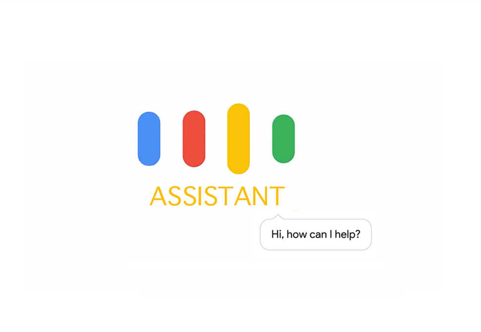 how to use google assistant on sony tv