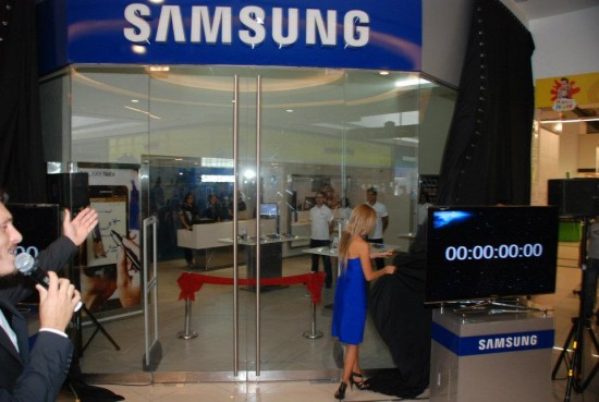 Samsung Opening First Store in Canada - Digital Home : Digital Home