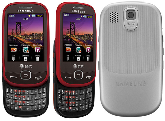 Samsung Flight with AT&T Branding is now available in Canada from Rogers