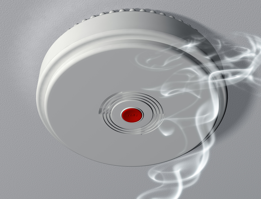 Fire safety can be enhanced with notfication apps, smart extinguishers and more.
