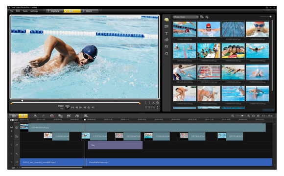 Corel Video Studio X3