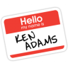 Kenneth J Adams